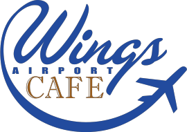 Wings Airport Cafe - Homepage